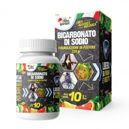 Bicarbonato di sodio x 250 ml