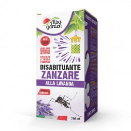 Disabituante zanzare help gel lavanda x 750 ml