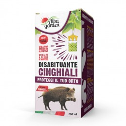 Disabituante cinghiali help gel x 750 ml